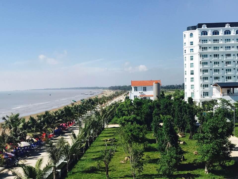 Sức hấp dẫn của khu du lịch biển Hải Tiến Thanh Hóa đối với du khách dịp hè